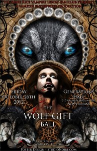 Wolf Gift Ball