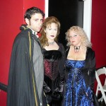 Blue Winterhawk, Kerry McQuisten & Kimberly Adkins - Vampire Lestat Coven Ball