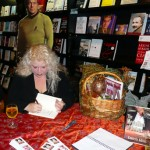 Charleston, WV book signing for The Medallion of Solaus