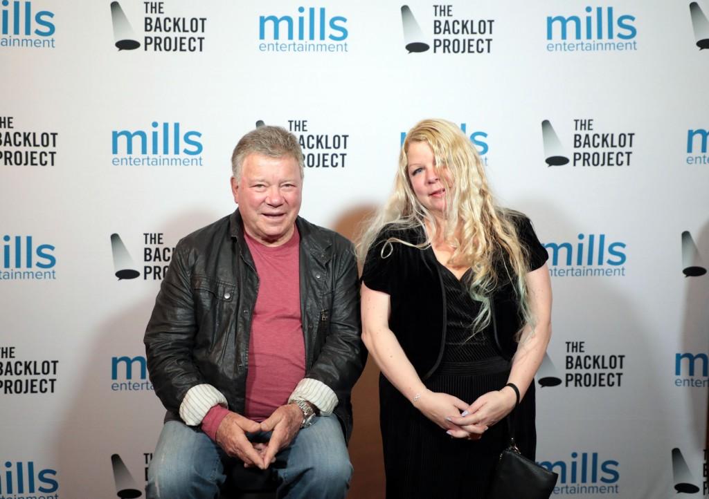 Kimberly & William Shatner
