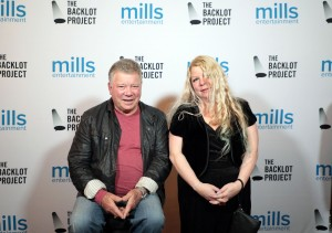 Kimberly & William Shatner